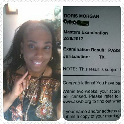 Doris Morgan LMSW – Dallas, Texas