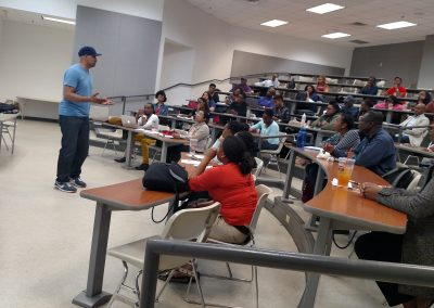 CAU College Mini Workshop