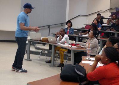 CAU College Mini Workshop