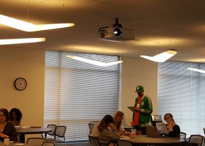 College Mini Workshop